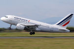 F-GUGL - Airbus A318-111 - Air France @ FLR