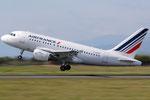 F-GUGL - Airbus A318-111 - Air France @ FLR