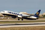 Boeing 737-800 Ryanair EI-EME