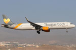 OY-TCH - Airbus A321-211 - Thomas Cook Airlines @ LPA