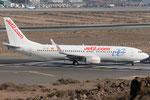 EC-IDT - Boeing 737-86Q - Jet2 ibrido Air Europa @ LPA