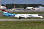 LX-LGY - Embraer ERJ-145LU - Luxair