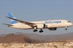 EC-MLT - Boeing 787-8 Dreamliner - Air Europa @ LPA