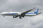 JA786A - Boeing 777-381(ER) - All Nippon Airways