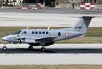 Beech BE20 Malta Air Force AS1227