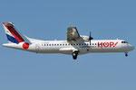 F-GVZV - ATR 72-500 - HOP! @ BLQ