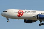 ZS-NEX - Boeing 767-35D(ER) - Aeronexus Corporate - The Rolling Stones livery @ PSA