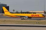 Boeing 757-200 DHL Air  D-ALEC