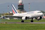 Airbus A318 Air France F-GUGQ