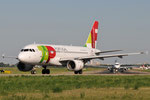 CS-TTJ - Airbus A319-111 - TAP Portugal @ BLQ