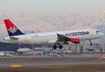Airbus A320 Air Serbia YU-APH