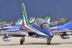 MM54510 - Aermacchi M.B.339 PAN/A - 10 - Italian Air Force @ PSA