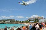 N866FE - Cessna 208B Super Cargomaster - FedEx @ SXM