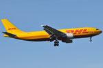 D-AEAO - Airbus A300B4-622R(F) - DHL Air