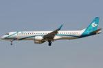 I-ADJU - Embraer ERJ-195LR - Air Dolomiti @ PSA