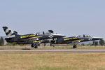 ES-YLI ES-YLN ES-YLR - Aero L-39 Albatros - Breitling Jet Team @ GRS