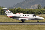 OE-FCB - Cessna 510 Citation Mustang - private aircraft
