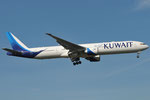9K-AOF - Boeing 777-369(ER) - Kuwait Airways