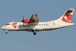 OK-KFN - ATR 42-500 - Czech Airlines @ PSA