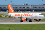 Airbus A319 Easyjet G-EZDJ