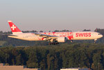Boeing 777-300 Swiss HB-JNA Special Livery