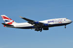 G-CIVM - Boeing 747-436 - British Airways - oneworld