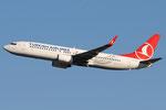 TC-JFM - Boeing 737-8F2 - Turkish Airlines @ MXP