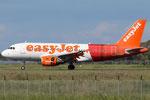 Airbus A319 Easyjet G-EZBF Tartan Livery