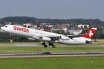 HB-JMD - Airbus A340-313 - Swiss