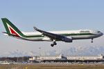 EI-EJN  Airbus A330-202 - Alitalia