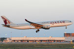 A7-AEM - Airbus A330-302 - Qatar Airways