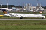 D-ACNM - Bombardier CRJ-900LR - Eurowings