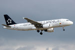 CS-TNP - Airbus A320-214 - TAP Portugal - Star Alliance livery