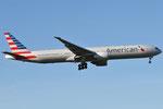 N724AN - Boeing 777-323(ER) - American Airlines