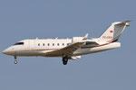 TC-CEA - Bombardier CL604 Challenger - MNG Jet @ PSA