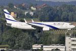 4X-EKA - Boeing 737-858 - El Al