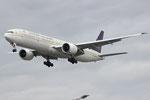 HZ-AK21 - Boeing 777-368(ER) - Saudi Arabian Airlines