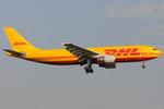 EI-OZM - Airbus A300B4-622R(F) - ASL Airlines Ireland - DHL @ PSA