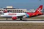 Airbus A319 Air Malta 9H-AEM