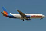 G-GDFJ - Boeing 737-804 - Jet2 - Jet2holidays @ PSA