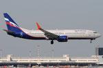 VQ-BWB - Boeing 737-8LJ - Aeroflot