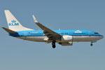 PH-BGN - Boeing 737-7K2 - KLM @ BLQ