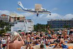 VP-AAA - Britten-Norman BN-2 - Trans Anguilla Airways @ SXM
