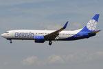 EW-456PA - Boeing 737-8ZM - Belavia