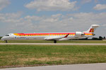 Canadair CRJ1000 Air Nostrum EC-LJT