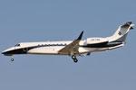 SP-FMG - Embraer Legacy 600 - Blue Jet @ PSA