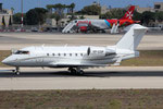 Canadair CL604 Private VP-COP