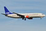 LN-RCZ - Boeing 737-883 - SAS