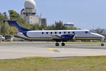 N900MX - Beech 1900C - Air Sunshine @ SXM