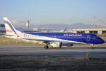 ER-ECC - Embraer ERJ-190LR (190-100LR) - Air Moldova @ MXP
